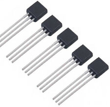 5x General Purpose 2N3904 Transistors UK Dispatch New (B42)