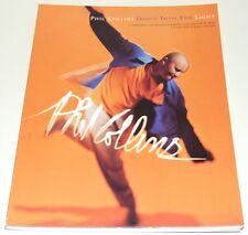 Phil Collins Dance En La Luz Libro De Partituras-Nuevo Y Libre P/p!!