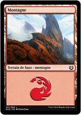 MTG Magic KLD FOIL - Mountain/Montagne, #261, French/VF