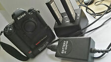 Kodak DCS 760 c-version Nikon F5 / with original charger!