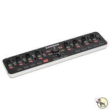 Samson Graphite MF8 Mini USB 8-Channel Audio Music Production MIDI Controller