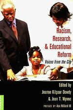 Counterpoints Ser. Studies in the Postmodern Theory of Education: Racism,...