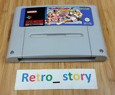 Super Nintendo SNES Street Fighter II Turbo PAL - UKV