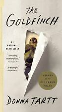 The Goldfinch: A Novel (Pulitzer Prize for Fiction), Tartt, Donna, Very Good Boo