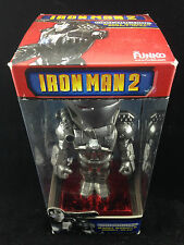 FUNKO IRON MAN 2 WAR MACHINE RED CHROME BASE CHASE WACKY WOBBLER BOBBLE HEAD NEW