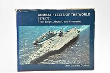 Combat Fleets of the World 1976/77 - Jean Labayle Couhat - HardCover