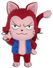 *NEW* Fairy Tail: Lector 8'' Plush by GE Animation