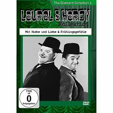 Laurel & Hardy - The Diamond Collection 2 u.a Something In Her Eyes, Ein Boxkamo