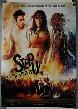 DS771 - Gerollt/KINOPLAKAT - STEP UP TO THE STREETS Robert Hoffman, Briana Eviga