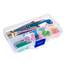 1Set Knitting Tools Crochet Needle Hook Accessories Supplies With Case Knit Kit