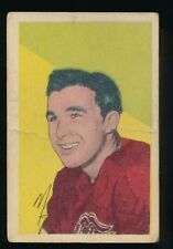 1952-53 Parkhurst Hockey #66 MARTY PAVELICH (Detroit Red Wings)