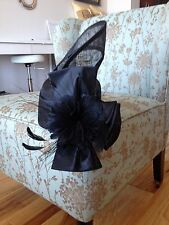 !!!!!STUNNING!!!!! UNIQUE JANE TRAN DESIGNER COCKTAIL DERBY CHURCH HAT!!!