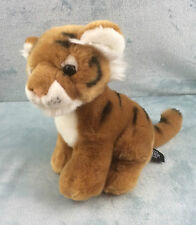 Ark Toys Premier Collection Tiger Cub Soft Toy 9""