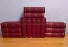 LORD EDWARD BULWER LYTTON'S WORKS complete in 13 Volumes Popular edition