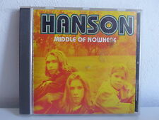 CD ALBUM HANSON Middle of nowhere 536887 2