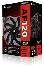 Corsair AF120 Air Series High Airflow Quiet 12cm 120mm DUAL PACK PC Case Fan
