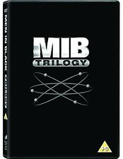 MEN IN BLACK TRILOGY 1 - 3 DVD Box Set + Downloadale UV Digital Movie Copy New