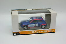Norev 1/64 3 inches  - Renault 5 Turbo Tour de Corse