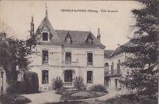 CPA  --  NEUVILLE DE POITOU   VILLA ROSERAIE    ECRITE EN 1917    930.C