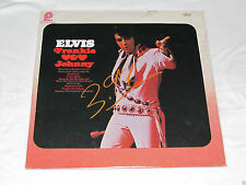 ELVIS PRESLEY Frankie And Johnny LP NEW SEALED CANADA Pickwick Camden