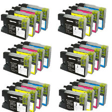 24 Pack LC75 LC71 Compatible Ink Cartridges For Brother MFC-J6510DW MFC-J6710DW
