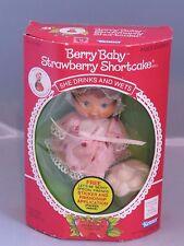 Vintage Strawberry Shortcake Berry Baby NRFB