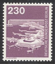 Germany (B) 1975 Planes/Aircraft/Airport/Transport/Aviation/Buildings 1v n25088