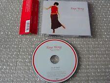 Faye Wong CD single Separate Ways w/spine card obi Japan import 5 tracks