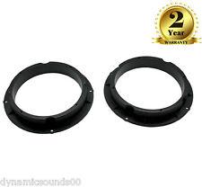 """CT25KI08 165mm 6.5"""" Front Door Car Speaker Adaptors For Kia Sportage (2010 )"""