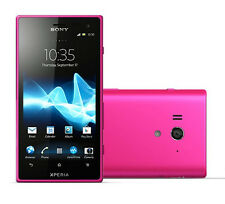 Unlocked NEW Original Sony Xperia acro S LT26W 16GB Pink Smartphone NFC 12MP
