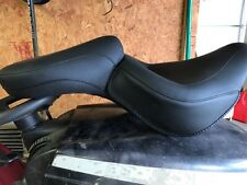 Mustang Touring seat for Harley