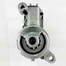 AUDI A5 2.7 TDI ORIGINAL EQUIPMENT STARTER MOTOR S2468