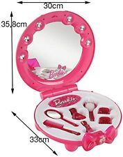 NEW LARGE BARBIE MY FAB BEAUTY HAIR DRESSING STYLING STUDIO ACCESSORIES SET KIT