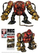 Threea Mongrol 2000AD 1:6 1/6 ABC Warriors Dredd Tharg Ro-Jaws Ashley Wood