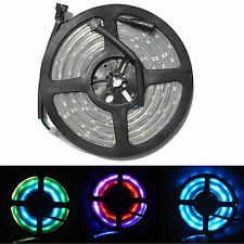 6803 IC 5M Dream Magic Color LED Strip Light 150LED 5050 SMD RGB IP67 Waterproof
