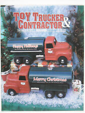 December 2011 Toy Trucker & Contractor Magazine, Matchbox Removals & Pickfords