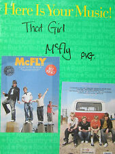 McFLY That Girl (Piano, Vocals, Guitar) Official Download
