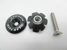 "New Ritchey 1 1/8"" Headset Top Cap & Star Nut"