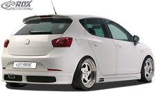 Seat Ibiza 6J 4/5 doors (-03/2012) - Rear bumper spoiler