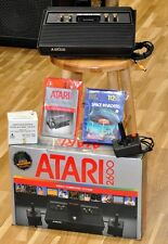 Complete Atari 2600 Space Invaders Pack Video Game Console - Free Shipping