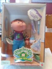 2  CABBAGE PATCH KIDS  BRUSHIN' TEETH BABIES 1997