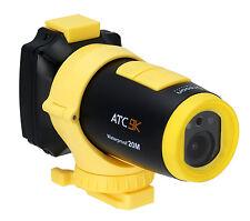 DEFECTIVE OREGON SCIENTIFIC ATC9K WATERPROOF CAMCORDER / CAMERA -1080p HD