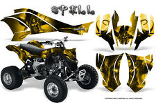 CAN-AM DS450 GRAPHICS KIT DECALS STICKERS CREATORX DECALS SPELL Y