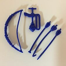 RAPHAEL Next Mutation Weapon accessory lot TMNT Ninja Turtles Playmates 1997