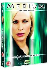 Medium - Season 5 Patricia Arquette, Miguel Sandoval Brand New Sealed DVD