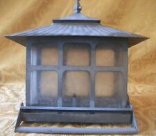Squirrel Proof Metal Bird Feeder House Design