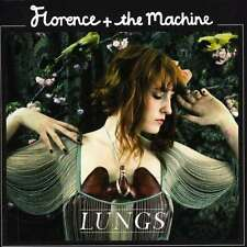 Lungs - Florence   The Machine CD ISLAND