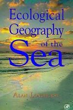 Ecological Geography of the Sea-ExLibrary