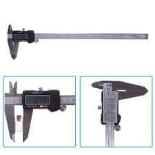 """12"""" Electronic Digital Caliper Precision Stainless Inch/Metric LCD Dial 300MM"""