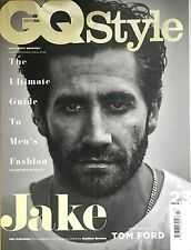 GQ Style Magazine BRITISH A/W 2016 Jake Gyllenhaal Dominic West NEW